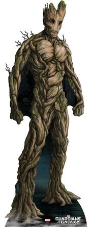 Marvel - Groot Cardboard Cutout Postacie z kartonu