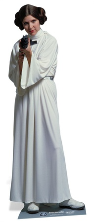 Star Wars - Princess Leia Organa Postacie z kartonu