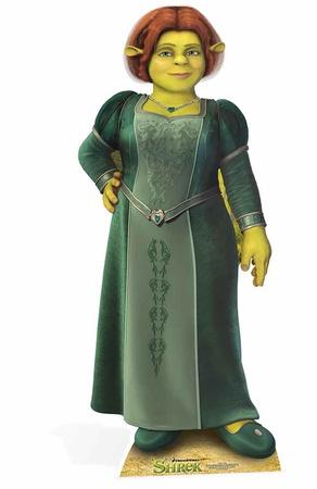 Shrek - Fiona Cardboard Cutout Figura de cartón