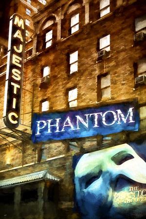 Majestic Broadway II Giclee Print by Philippe Hugonnard