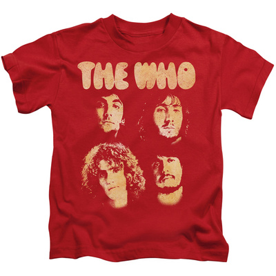 Juvenile: The Who- Band Mates Shirts