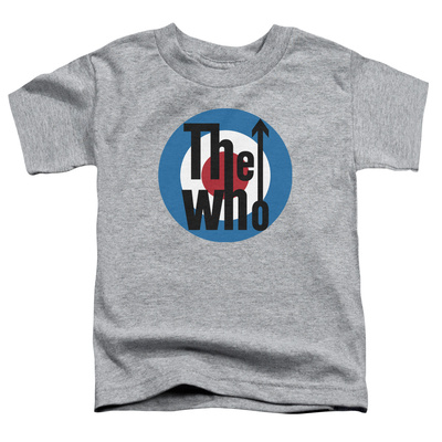 Toddler: The Who- Logo Shirt