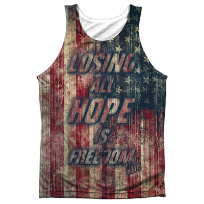 Tank Top: Fight Club- Losing Hope Tank Top