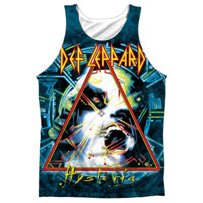 Tank Top: Def Leppard- Hysteria Tank Top