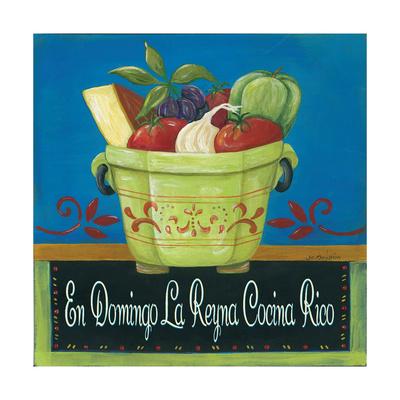 La Reyna Art by Jo Moulton