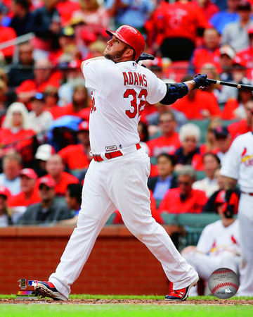 Matt Adams 2014 Action Photo