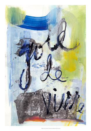 Joie Je Vivre Prints by Jodi Fuchs
