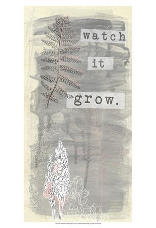 Garden Scrapbook VI Posters by June Erica Vess