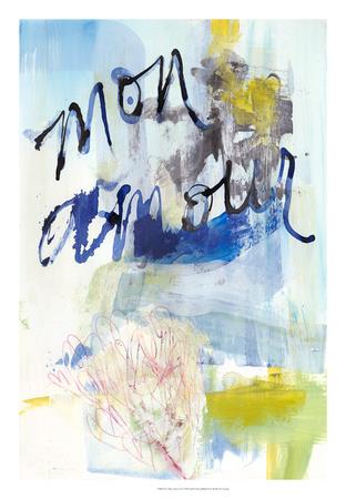 Mon Amour Posters by Jodi Fuchs!
