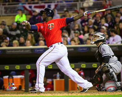 Miguel Sano 2016 Action Photo