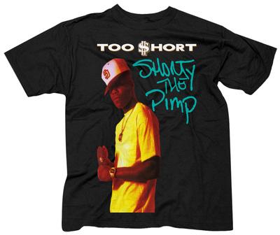 Too Short- Shorty The Pimp T-Shirt