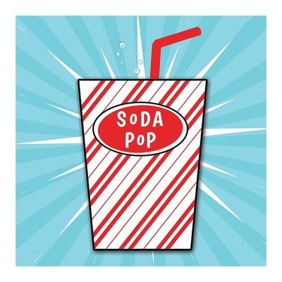 Soda Pop Prints by Ashley Hutchins