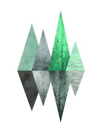 Geometric Art 8 Poster by Pop Monica