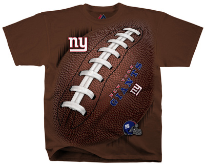 NFL- New York Giants Kickoff Shirts