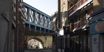 Southwark Streetscape, London Photographic Print by Richard Bryant
