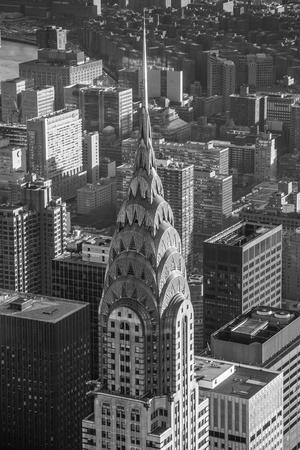 Chrysler Building, Midtown Manhattan, New York City, New York, USA Photographic Print by Jon Arnold