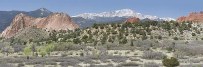 Usa, Colorado, Rockies, Rocky Mountains, Colorado Springs Photographic Print by Christian Heeb