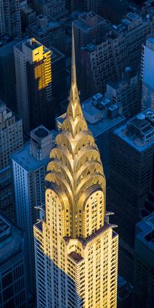 Chrysler Building, Manhattan, New York City, New York, USA Photographic Print by Jon Arnold