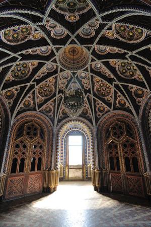 Palace of Sammezzano, Florence Photographic Print by  ClickAlps