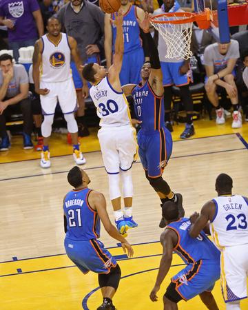 Oklahoma City Thunder v Golden State Warriors - Game Seven Photo by Layne Murdoch
