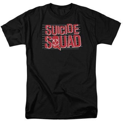 Suicide Squad- Lineup Logo T-shirts