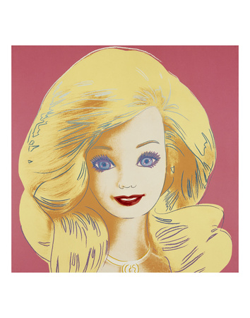 Barbie, 1986 Posters by Andy Warhol