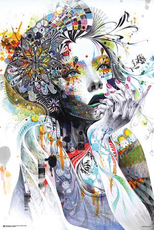 Circulation Kunstdrucke von  Minjae