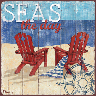 Seas the Day I Prints by Paul Brent