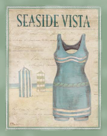 Vintage Bathing Suit II Posters by Paul Brent