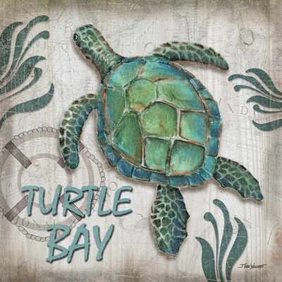 Turtle Bay Posters by Todd Williams