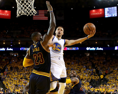 2016 NBA Finals - Game Two Photo by Ezra Shaw