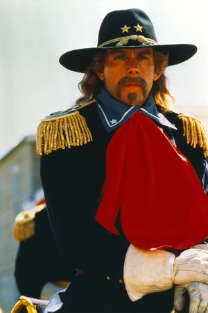 Gary Cole Posed in Uniform Photo by  Movie Star News