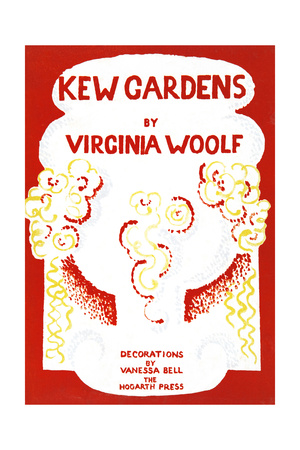 Kew Gardens Prints by Vanessa Bell