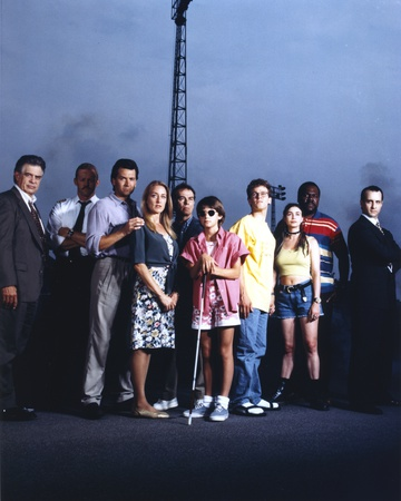 David Morse Posed With Cast Photo by  Movie Star News
