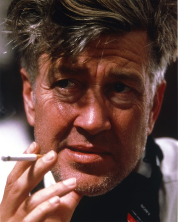 David Lynch Close Up Portrait Smoking Cigarette Photo by  Movie Star News