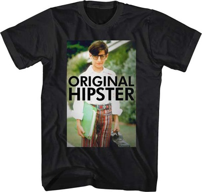 The Wonder Years- Original Hipster Shirts