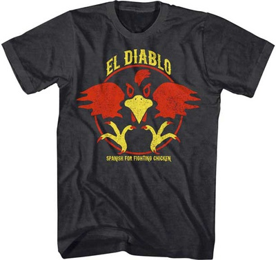 Talladega Knights- El Diablo Shirts
