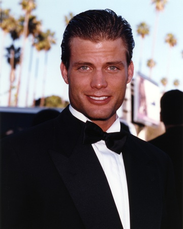 Casper Van Dien Portrait in Black Tuxedo Photo by  Movie Star News