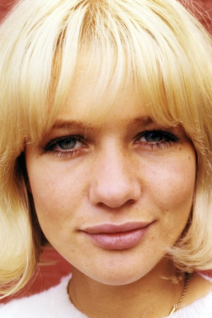 Judy Geeson Showing Her Kissable Lips in a Close Up Portrait Photo by  Movie Star News