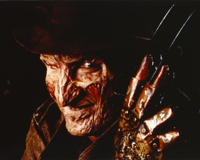 Nightmare On Elm Street Freddy in Close Up smiling Portrait with Hat Photo by  Movie Star News
