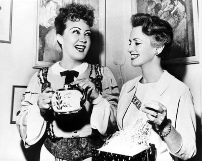 Ethel Merman Talking in Classic Photo by  Movie Star News