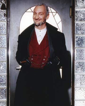 Nightmare On Elm Street standing in Black Coat Photo by  Movie Star News