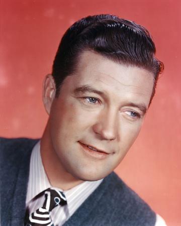 Dennis Morgan Close up Portrait Photo by  Movie Star News