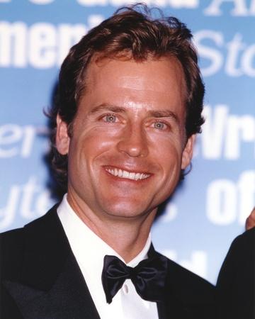 Greg Kinnear smiling in Tuxedo with Tie Portrait Photo by  Movie Star News