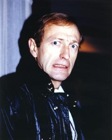 Graham Chapman Looking Creepy in Black Jacket Photo by  Movie Star News
