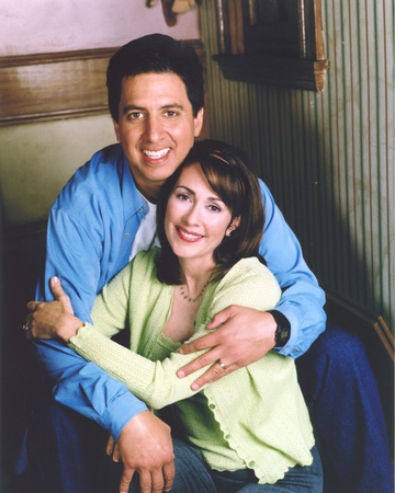 Portrait of Patricia Heaton with Her Husband Photo by  Movie Star News