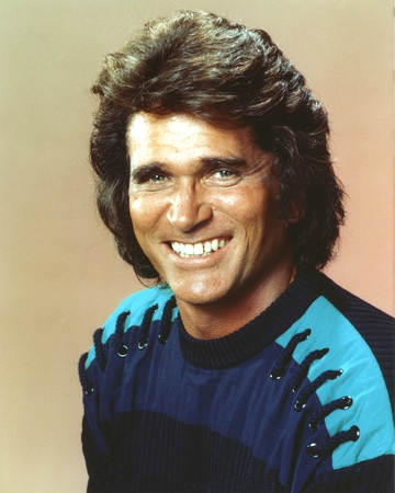 Michael Landon smiling Portrait Photo by  Movie Star News
