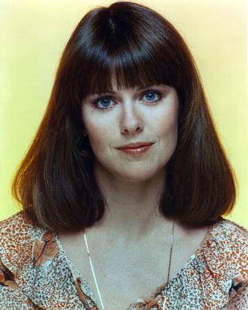Pam Dawber Close Up Portrait Photo by  Movie Star News