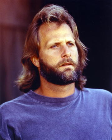 Jeff Daniels in Blue Shirt Black Background Close Up Portrait2 Photo by  Movie Star News