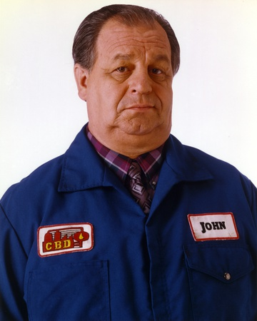 Paul Dooley White Background Close Up Portrait Photo by  Movie Star News